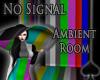 Cat~ No Signal Room
