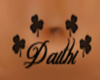 Daithi Tummy Tattoo F