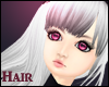 +Black Feather+ Hair