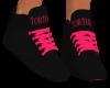 Tortured's CUSTOM Shoes