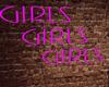 Garage Girls Sign