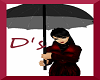 Animated umbrella