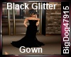 [BD]BlackGlitterGown