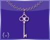 {-} Key Necklace | Prpl