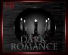 {R}Dark Romance Sconce