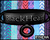® BlackHeart Collar