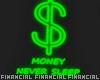 Money Neon Sign