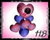 Sens Valentine balloons