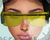 -C- Freak Glasses Yellow