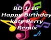 B.F Happy Bday Katy P RM
