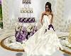 Wedding Dress PurpleRose
