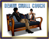 Denim Small Couch