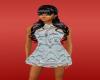 cool ladybird grey dress