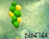 )S( g&y balloons