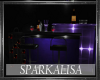 (SL) BLUESTEEL Mini Bar