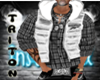 [TR]reebok whiter vest