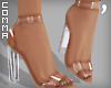 , Plastic Glam Heels