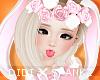 !D! Bunny Ears Pink
