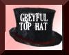 !! A Mz Greyfull Hat!!