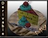 (MV) D*Forest Cake Slice