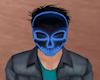 Skull Mask+Neon Male