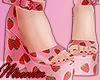 ☾ Strawberry platforms