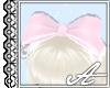 LoveBon Headbow~ Pink