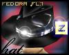 :z Fedora FM1 Black