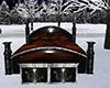 Snowy Mansion Cuddle