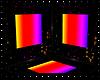 Rainbow Splatter Box