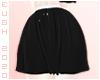 E - Black Doll Skirt