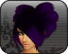 [KK] Purple Heart Hair