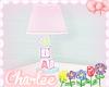 ❤ Dandelion Lamp