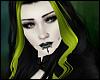 \/ Camryn Green/Blk
