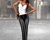 Simple Black Pantsuit #2