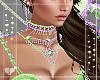 xLx Mardi-Gra Necklace