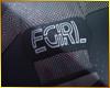 H! Egirl Shirt - Black