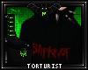 T. Slipknot hoodie Black