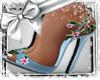 Melissa Floral Heels