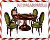 KT NAVIDAD COFFEE TABLE