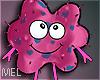 Mel*Cartoon Germ Pink