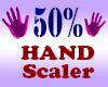 Resizer 50% Hand