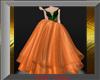 Pumpkin Gown