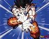 DBZ Goku Tails