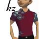 Polo shirt wt design