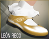 ♣ Gold Shoes Kid