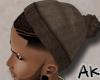AK| Beanie.Brown