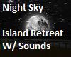 Night Sky Island Retreat