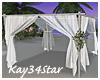 Wedding Canopy Blue