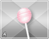 A| Pastel Pink Lollipop